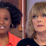 My Celebrity Life – Charlene was praised for standing her ground in the chat Picture ITV
