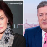 My Celebrity Life – Piers thanked Sharon for sticking up for him Picture Rex