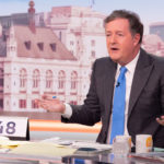 My Celebrity Life – Piers Morgan quit the ITV show this week Picture ITVREXShutterstock