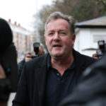 My Celebrity Life – Piers Morgan has insisted this isnt the end Picture PA