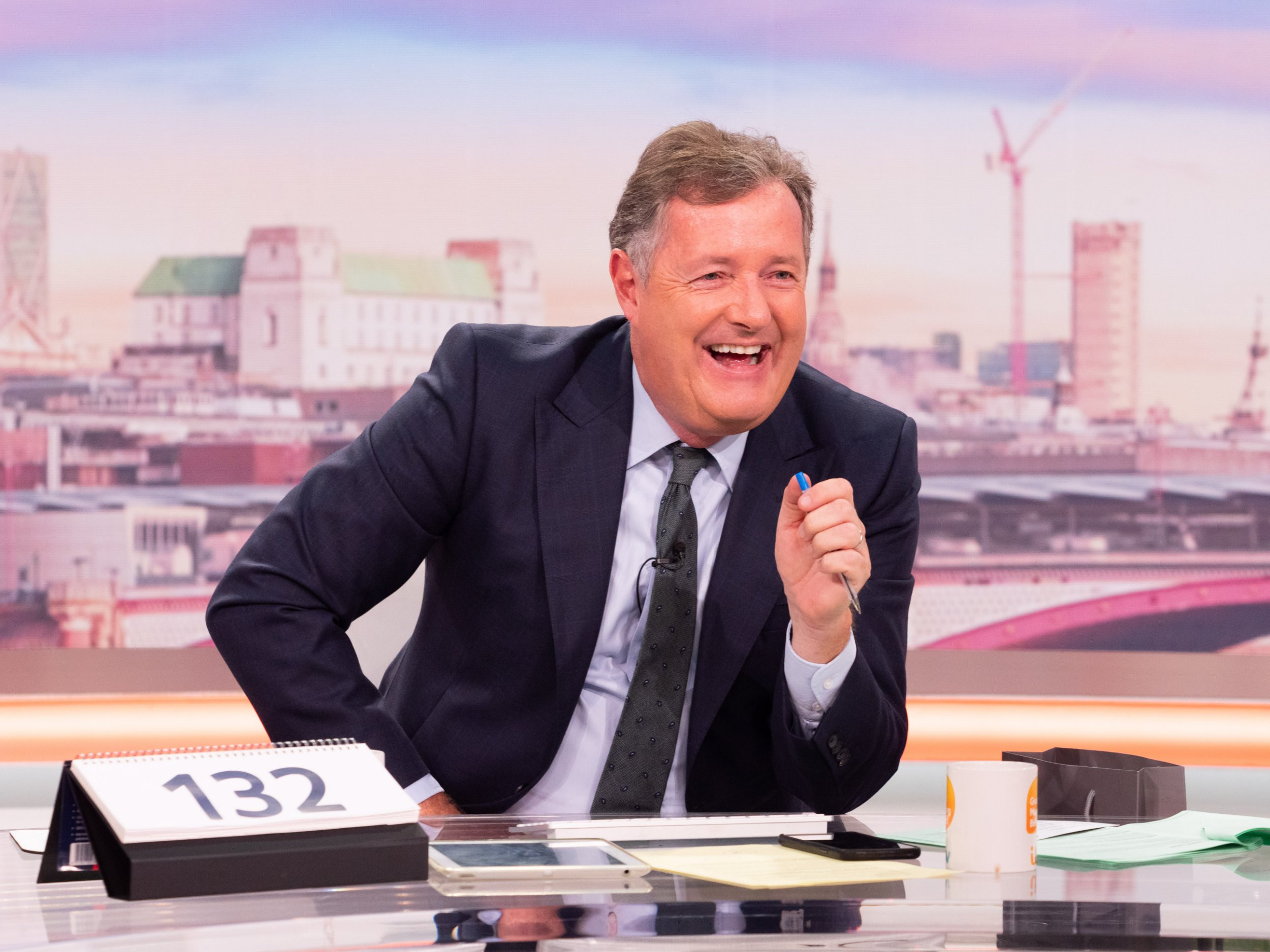 My Celebrity Life – Thousands of people have signed a campaign to bring Piers Morgan back to GMB