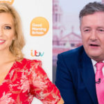 My Celebrity Life – Could Rachel Riley be replacing Piers on Good Morning Britain Picture Rex