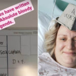 My Celebrity Life – Daisy May Cooper cant escape the Sea Captain in hospital as she shares hilarious gesture by nurses Picture Instagram