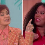 My Celebrity Life – Sharon Osbourne and Sheryl Underwood clashed on The Talk Picture CBS