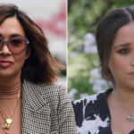 My Celebrity Life – Myleene Klass sympathises with Meghan Markle as a pregnant mother Picture Rex CBS