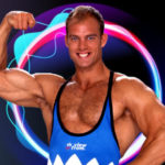 My Celebrity Life – Hunter from Gladiators is in The Circle Picture Channel 4 Rex