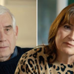My Celebrity Life – Lorraine Kelly revisited the families who had lost children in the tragedy Picture ITV