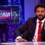 My Celebrity Life – The Mash Report has been cancelled and viewers are not happy Picture BBC Provider BBC