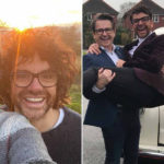 My Celebrity Life – Stephen appears on Gogglebox alongside his husband Picture Channel 4