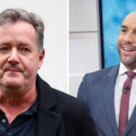 My Celebrity Life – GMBs Alex Beresford has become a hot commodity in America after his Piers Morgan clash Picture RexGetty