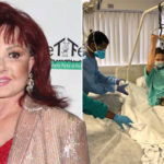 My Celebrity Life – Ashley Judds mother Naomi has revealed her plans to take out the actress stitches following leg surgery Picture InstagramashleyjuddRex