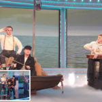 My Celebrity Life – Ant and Dec treated viewers to an epic sea shanty on Saturday Night Takeaway Picture ITV