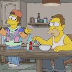 My Celebrity Life – The Simpsons isnt real guys chill Picture Fox