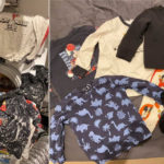 My Celebrity Life – After a tissue box ended up in the washing machine a mum went to social media for help Picture Facebook