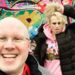 My Celebrity Life – Matt Lucas and Rebel Wilson have reunited in London after a year apart Picture Getty