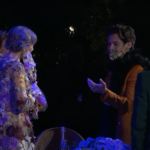 My Celebrity Life – The former couple spoke animatedly after the show Picture CBS
