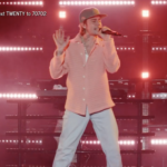 My Celebrity Life – Justin Bieber was a guest performer on Comic Relief Picture BBC