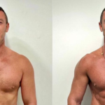 My Celebrity Life – Luke Evans has come a long way on his weight loss journey Picture Getty Images