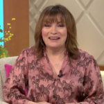 My Celebrity Life – Lorraine Kelly was told by trolls she was going to die for taking the vaccine Picture ITV