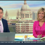 My Celebrity Life – Ben Shephard and Kate Garraway lifted the lid on their Tom and Jerry stint Picture ITV