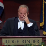My Celebrity Life – Even Judge Rinder cracks up during some cases Picture ITVYouTube