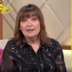My Celebrity Life – Lorraine Kelly has said Piers Morgan will be missed Picture ITV