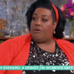 My Celebrity Life – Alison Hammond spoke out about the Sarah Everard case Picture ITV