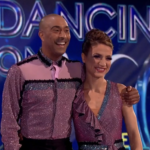 My Celebrity Life – Dancing On Ice 2021 Colin Jackson finishes in third place after bagging perfect scores Picture ITV