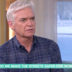 My Celebrity Life – Phillip believes hes never stood by in his protection of safety to women Picture ITV