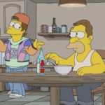 My Celebrity Life – Homer is given a makeover in the new episode Picture Fox