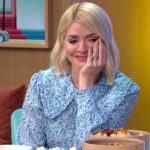 My Celebrity Life – Holly was taken aback about eating from dog bowls Picture ITV