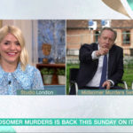My Celebrity Life – Holly was given a shock on This Morning Picture ITV