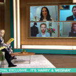 My Celebrity Life – Holly and Phil interviewed a group of lookalikes Picture ITV