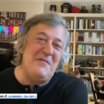 My Celebrity Life – Stephen Fry let slip he has been cast in the upcoming adaptation of Neil Gaimans The Sandman Picture Channel 4