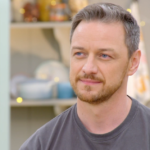 My Celebrity Life – James McAvoy won Star Baker on the Stand Up To Cancer Bake Off Picture Channel 4