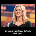 My Celebrity Life – A tribute to Sabine was shown Picture BBC