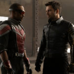 My Celebrity Life – Time for the Falcon and the Winter Soldier to gear up Picture Chuck Zlotnick
