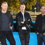 My Celebrity Life – The boys are back for the new series this weekend Picture BBC