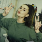 My Celebrity Life – Amber Davies has landed her first TV role Picture Instagram