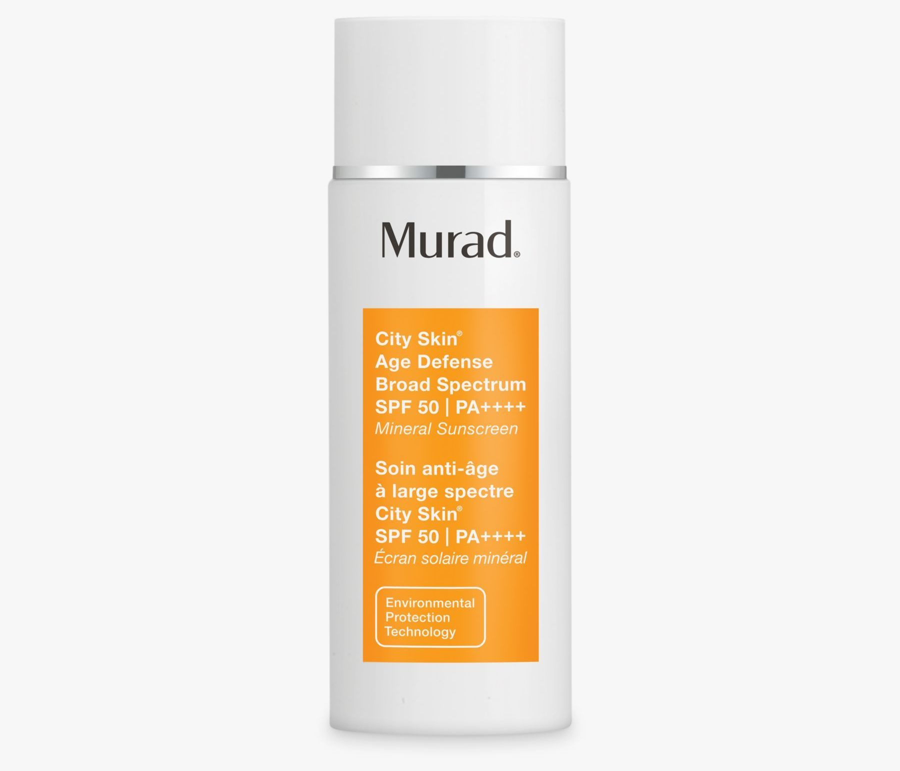 My Celebrity Life – Murad City Skin Age Defence Broad Spectrum SPF50