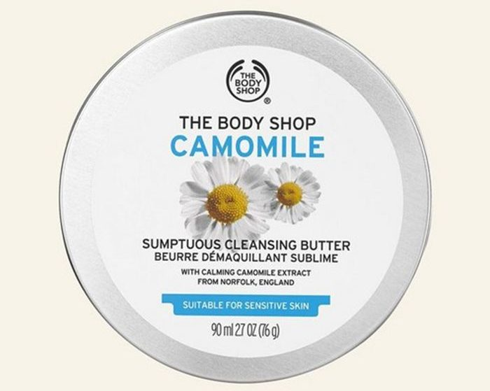 My Celebrity Life – The Body Shop Camomile Sumptuous Cleansing Butter