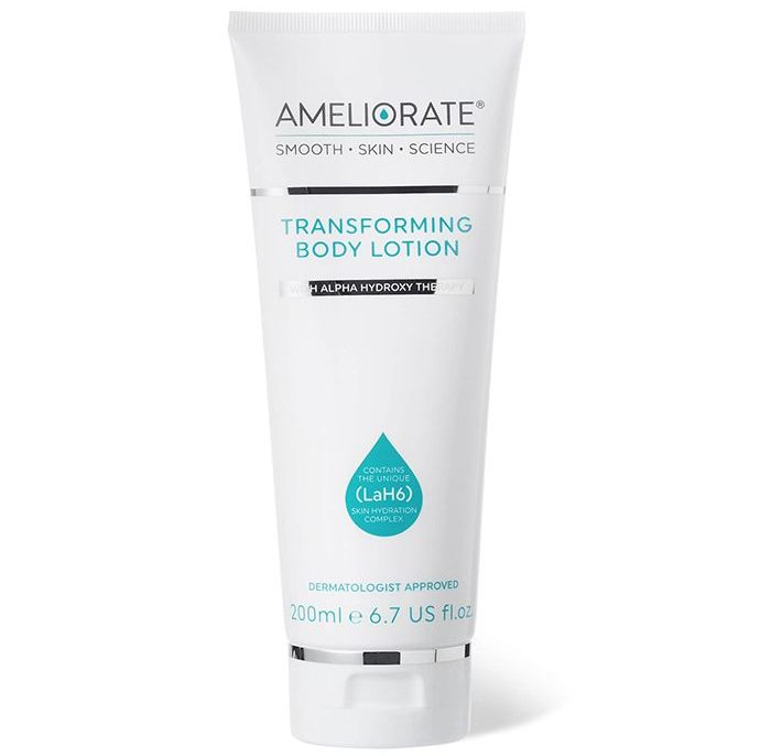 My Celebrity Life – Ameliorate Transforming Body Lotion