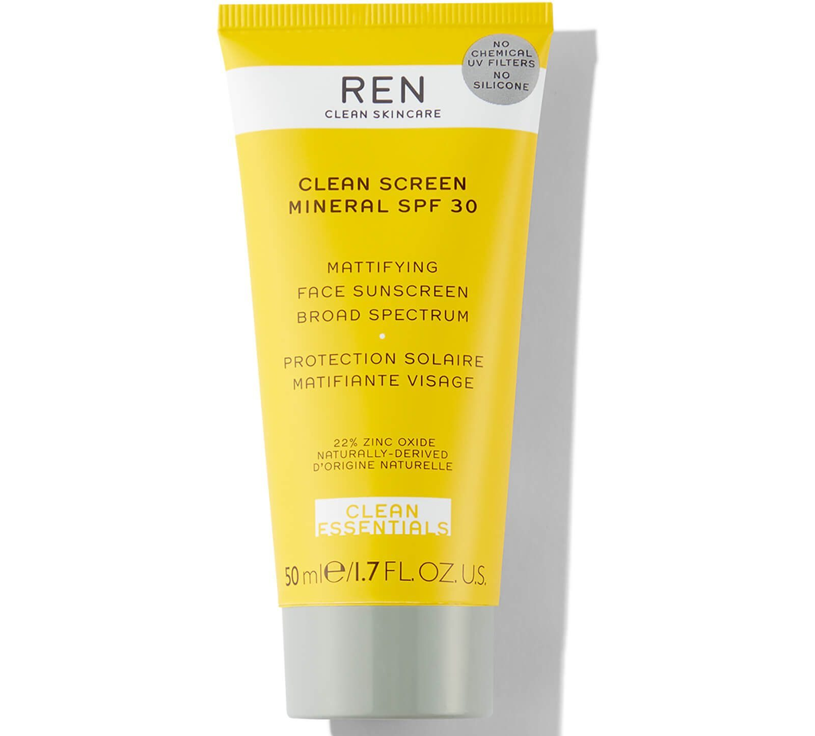 My Celebrity Life – Ren Clean Skincare Clean Screen Mineral SPF30