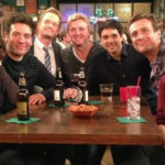 My Celebrity Life – How I Met Your Mother ran for nine seasons before it ended for good in 2014 Picture CBS