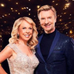 My Celebrity Life – The pair were rehearsing for a new routine ahead of Sundays show Picture ITV