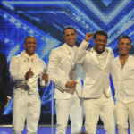 My Celebrity Life – JLS came second on The X Factor back in 2008 Picture Rex