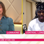 My Celebrity Life – Fans attributed Lorraine Kellys behaviour to Ant and Dec Picture ITV