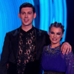 My Celebrity Life – Matt Richardsons time on Dancing On Ice didnt last long Picture 2021