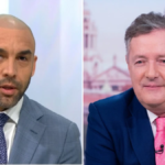My Celebrity Life – Alex Beresford has spoken out Picture ITV