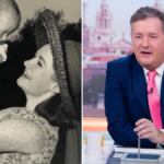 My Celebrity Life – Piers Morgan shared a throwback picture for Mothers Day Picture InstagramRex